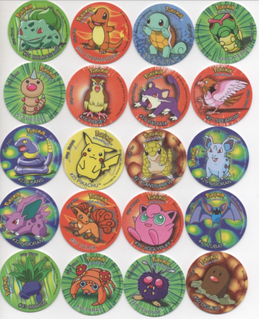 Top 10 Most Expensive POGs! (Do You Have These?!) ⋆ 90s Nation