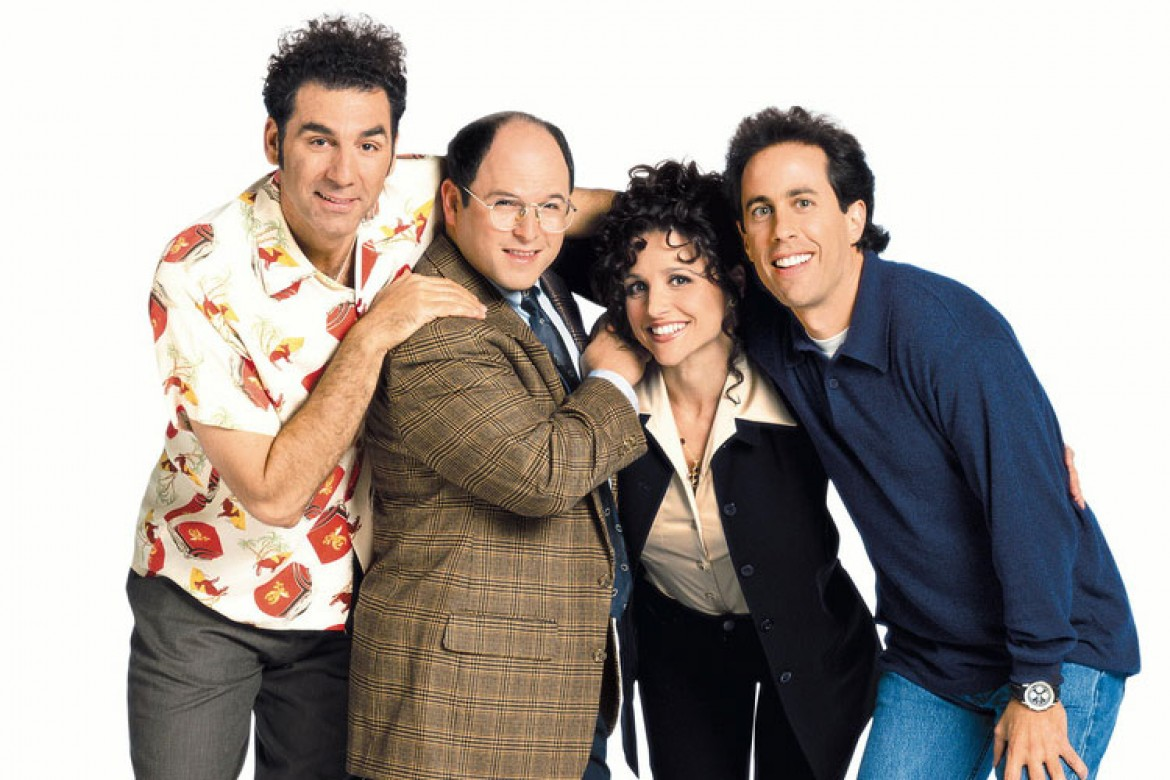 seinfeld best sitcom of all time Top 50 best sitcoms of all time the best tv show of the 90s, seinfeld was pure comedic genius popular stand-up comedian jerry seinfeld and larry david co-created the show about a stand-up comic named jerry seinfeld and his goofy.